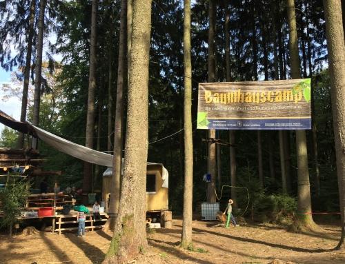 Baumhauscamp – Männer und Kinder allein im Wald