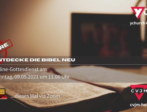 """Neue Predigt- und Lehrreihe """"Explore"""""""