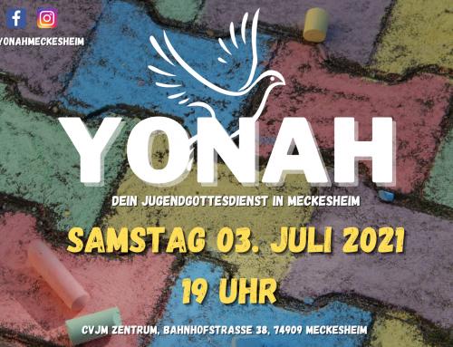 YONAH – Jugendgottesdienst